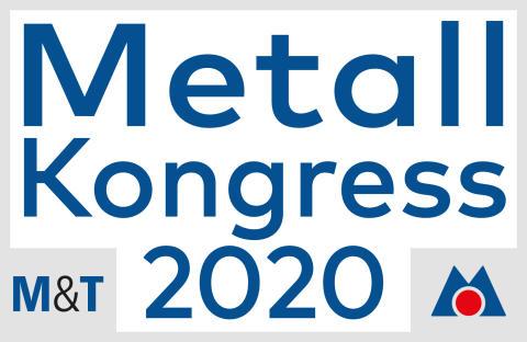 Logo Metallkongress 2020