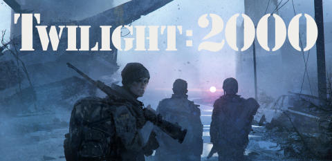 Twilight: 2000 By Free League Coming to Kickstarter on August 12