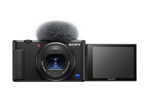 Nueva actualización del firmware de la ZV-1 que permite la transmisión en directo de vídeo y audio de alta calidad
