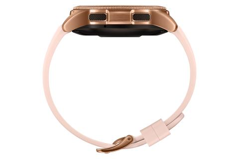 Galaxy Watch_Side_Rose-Gold
