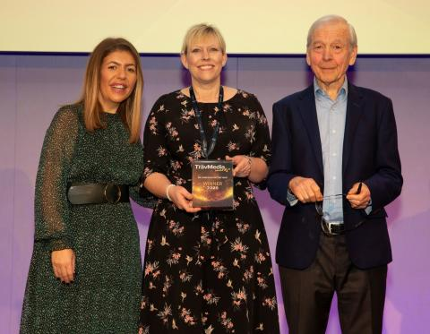 Fred. Olsen Cruise Lines wins 'PR Campaign of the Year' at the inaugural 'TravMedia Awards 2020'