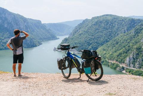 Germany's Top River Routes:  Deutschlands schönste Flussradwege stellen sich neu auf