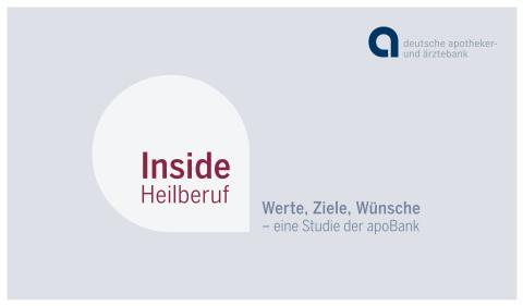 Inside Heilberuf - Werte, Ziele, Wünsche