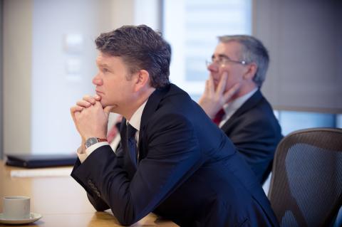 US Ambassador visits Northumbria
