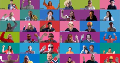 Sopra Steria: Norges beste arbeidsplass fem år på rad