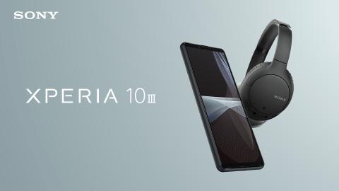 Sony Xperia 10 III met 5G en hoogwaardige entertainmentfuncties vanaf nu als pre-order te bestellen