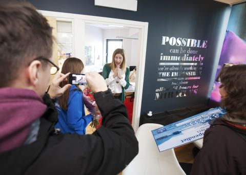 Lilla Hjärtat i Piteå vann Norrmejerier-stipendiet i Norrbotten 2013