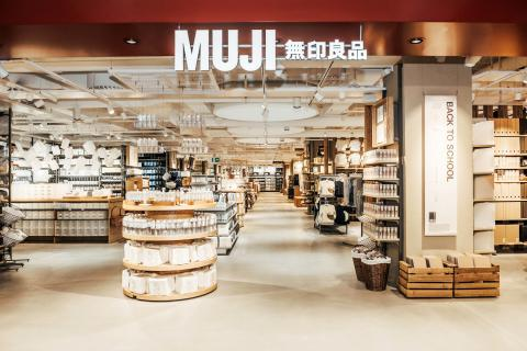 MUJI öppnar flaggskeppsbutik på Åhléns City fredagen den 16 augusti