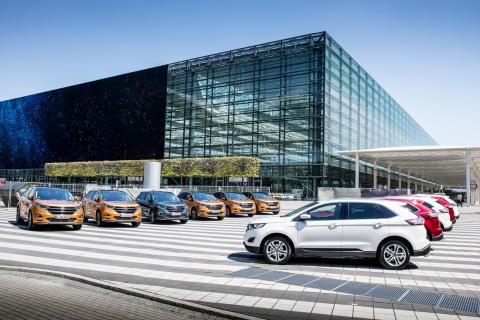 Finnmark Motorsenter AS starter som Ford-forhandler i Alta.