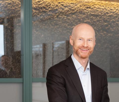 Lars Ødegaard i Sopra Steria