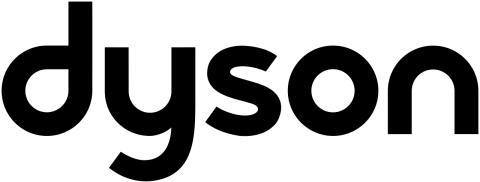 Dyson Logo  schwarz weiss