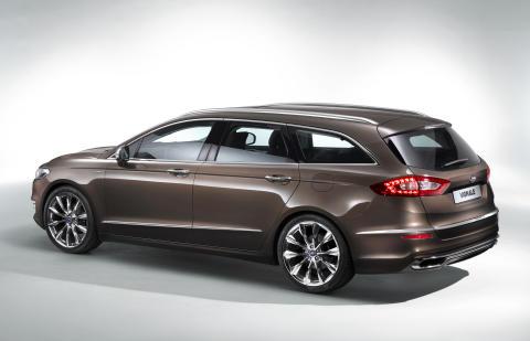 """Ford lanserer unikt """"Vignale"""" produkt og kundeopplevelse i Europa."""