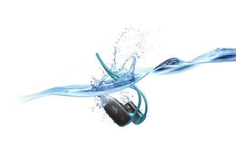 NWZ-WS610-Serie de Sony_bleu_05