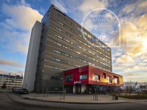 Radisson Blu Hotel, Lund är certifierade enligt Radisson Safety Protocol