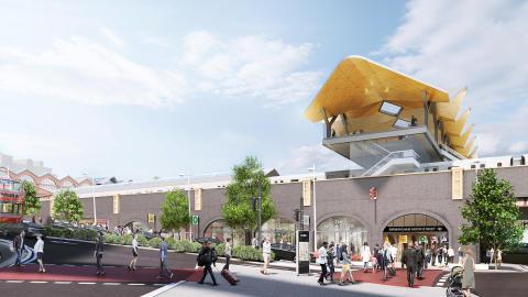 Birmingham Moor Street Vision 2