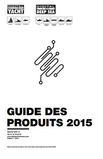 Digital Yacht - Catalogue des produits 2015