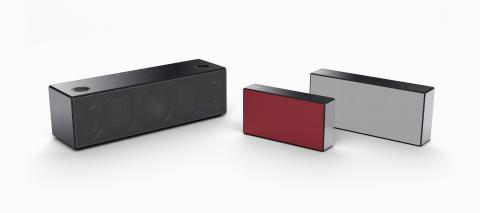 Spitzendesign und Premiumsound: Die neuen Lautsprecher und Audiosysteme von Sony