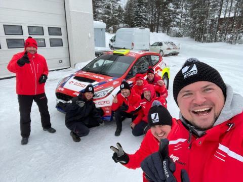 Otestovali jsme všechny vozy R5 na trhu, ale nakonec jsme zůstali věrní Fordu, říká Martin Prokop před svojí první soutěží v letošním šampionátu WRC
