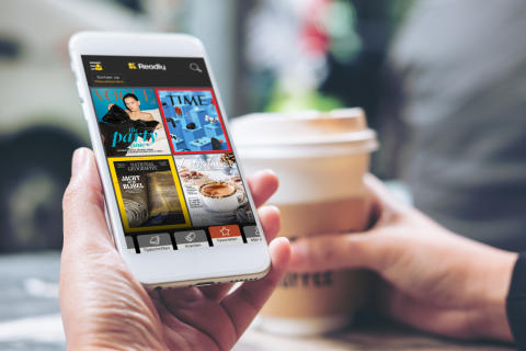 All-you-can-read app voor magazines lanceert in Nederland