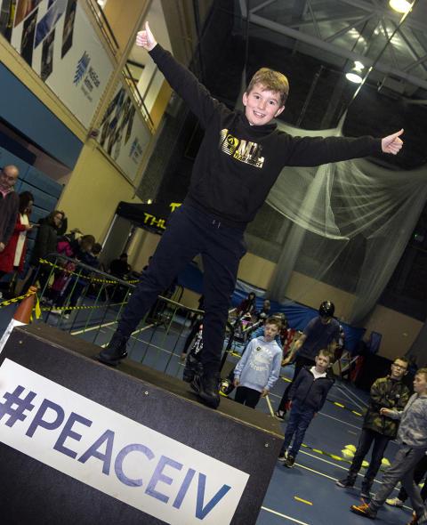 Carrickfergus Action Sports Extravaganza