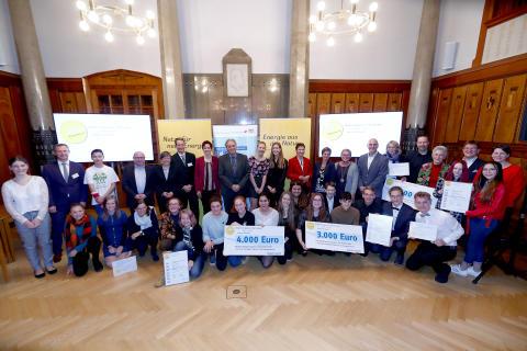 Bürgerenergiepreis Oberfranken_2019_Preisträger_gesamt