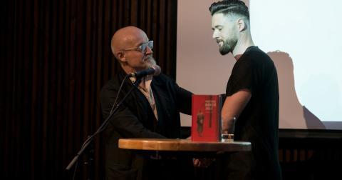 Årets Saabye-stipend til Frederik Svindland
