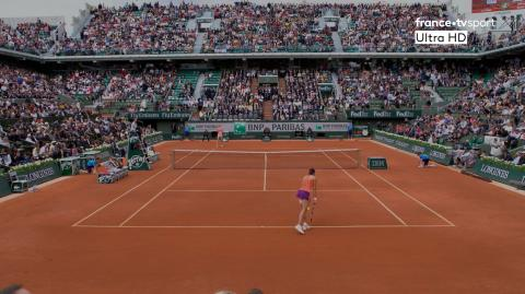 2018 French Open: two-week Grand Slam tennis tournament to be broadcast in Ultra High Definition
