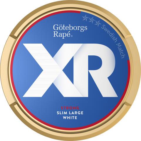 XR Göteborgs Rapé Strong nytillskott i XR-serien