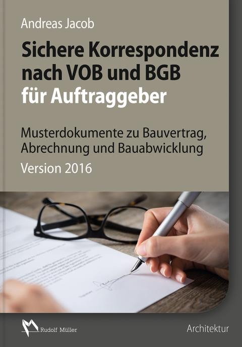 Sichere Korrespondenz nach VOB und BGB für Auftraggeber 2D (tif)