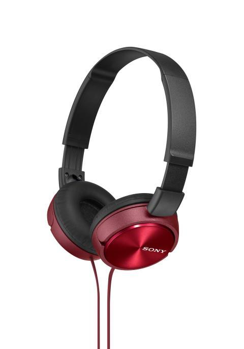 Überragender Sound, Komfort und Stil: Die neuen Kopfhörer-Serien MDR-ZX und MDR-EX von Sony