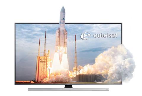 Eutelsat präsentiert neue Verbraucherstudie zu Ultra HD und Daten über rasant wachsende Bildschirmabsätze in Schlüssel-TV-Märkten