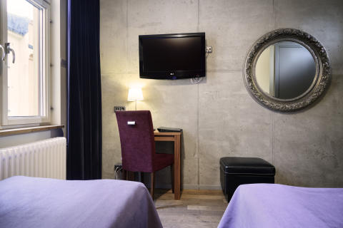 Rex Hotel - Double twin room