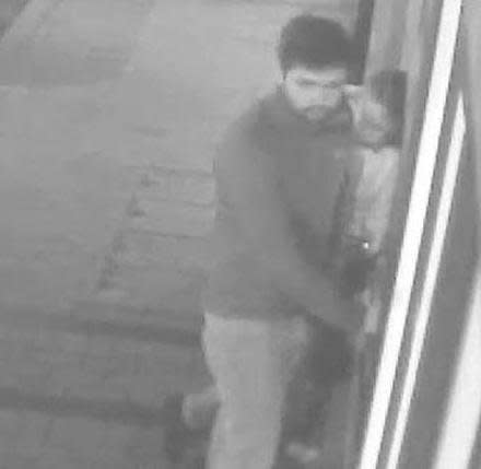 Amended: CCTV released in connection with assault – Maidenhead