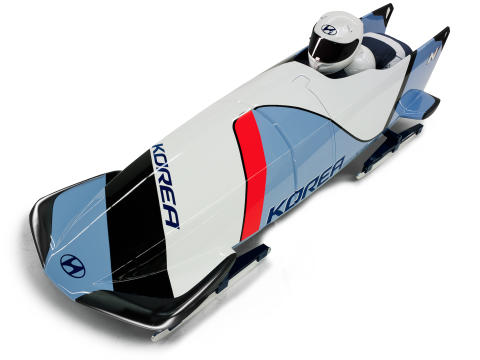 Lanserer bobslede med bilteknologi