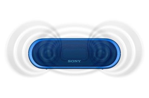 SRS-XB20 von Sony_blau_7