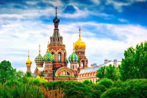 Sankt Petersburg nås med ny direktlinje från Stockholm Arlanda Airport
