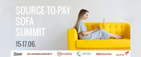 OpusCapita hosts its first ever, live virtual event - the Source-to-Pay Sofa Summit 2020