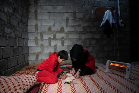 Explosion vanligaste orsaken för barn som dör eller skadas i krig