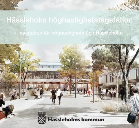 Hässleholm höghastighetsstation