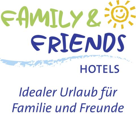 Logo Family & Friends Hotels