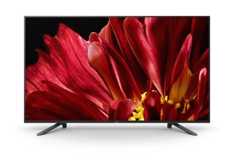 Společnost Sony dnes oznámila dostupnost a ceny televizorů AF9 OLED a ZF9 LCD 4K HDR řady MASTER Series pro Evropu