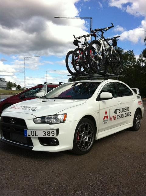 Rekordintresse för mountainbike
