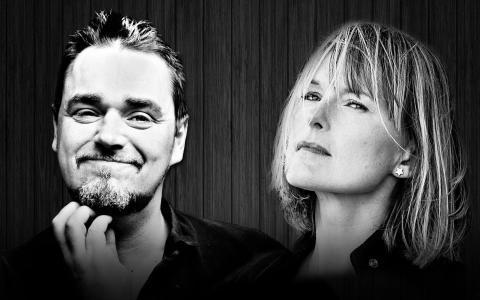 """Extraföreställning insatt! Succéduon Åkerström och Vreeswijk Sverigeturnén """"Du och jag farsan"""" får nypremiär hösten 2017"""