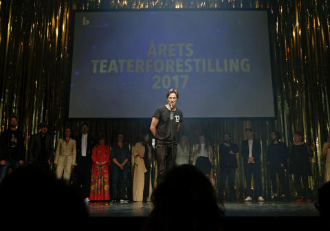 Årets Teaterforestilling 2017