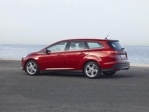 Nye Ford Focus med mye avansert teknologi