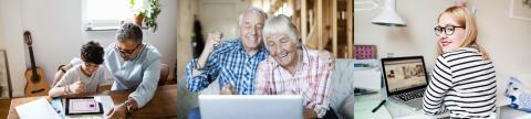 Kostnadsfritt internet under Corona-tider
