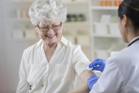 Grippeschutz-Impfung auch noch zum Jahresende sinnvoll