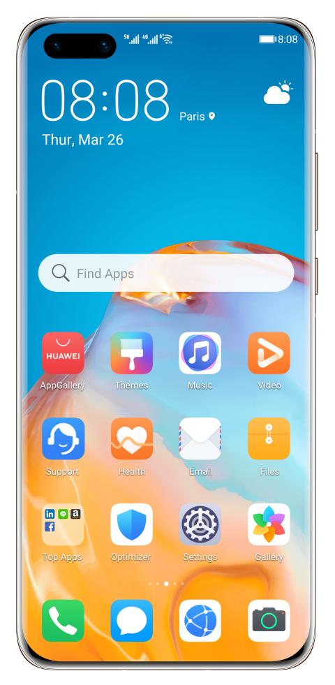 Ny sökfunktion från Huawei hittar appar som ännu inte finns i AppGallery