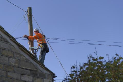 Engineer up pole (9)