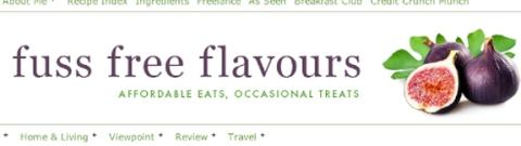 Fuss Free Flavours - Readly review